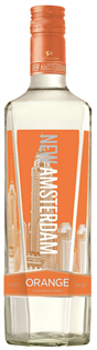 New Amsterdam Vodka Orange 1.00l